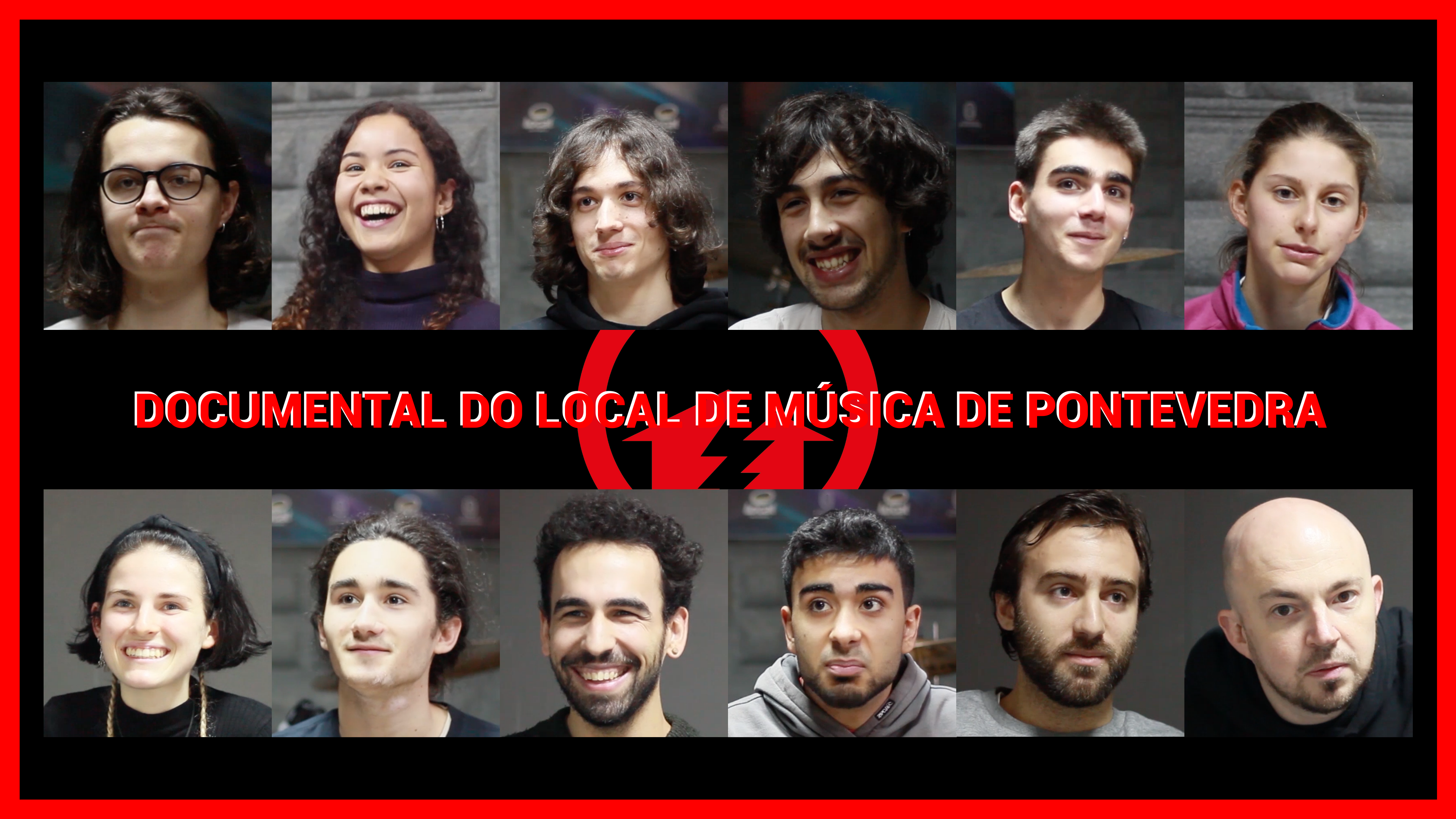 Documental do Local de música de Pontevedra