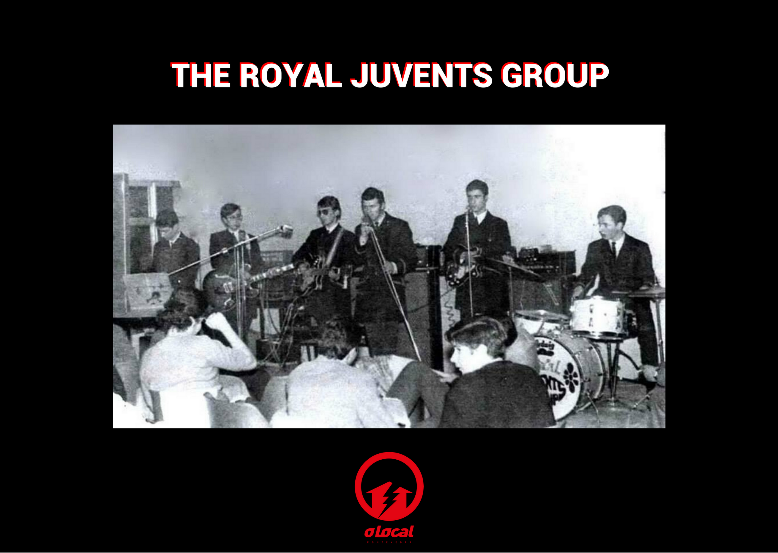 CLASE DE HISTORIA 4: THE ROYAL JUVENTS GROUP