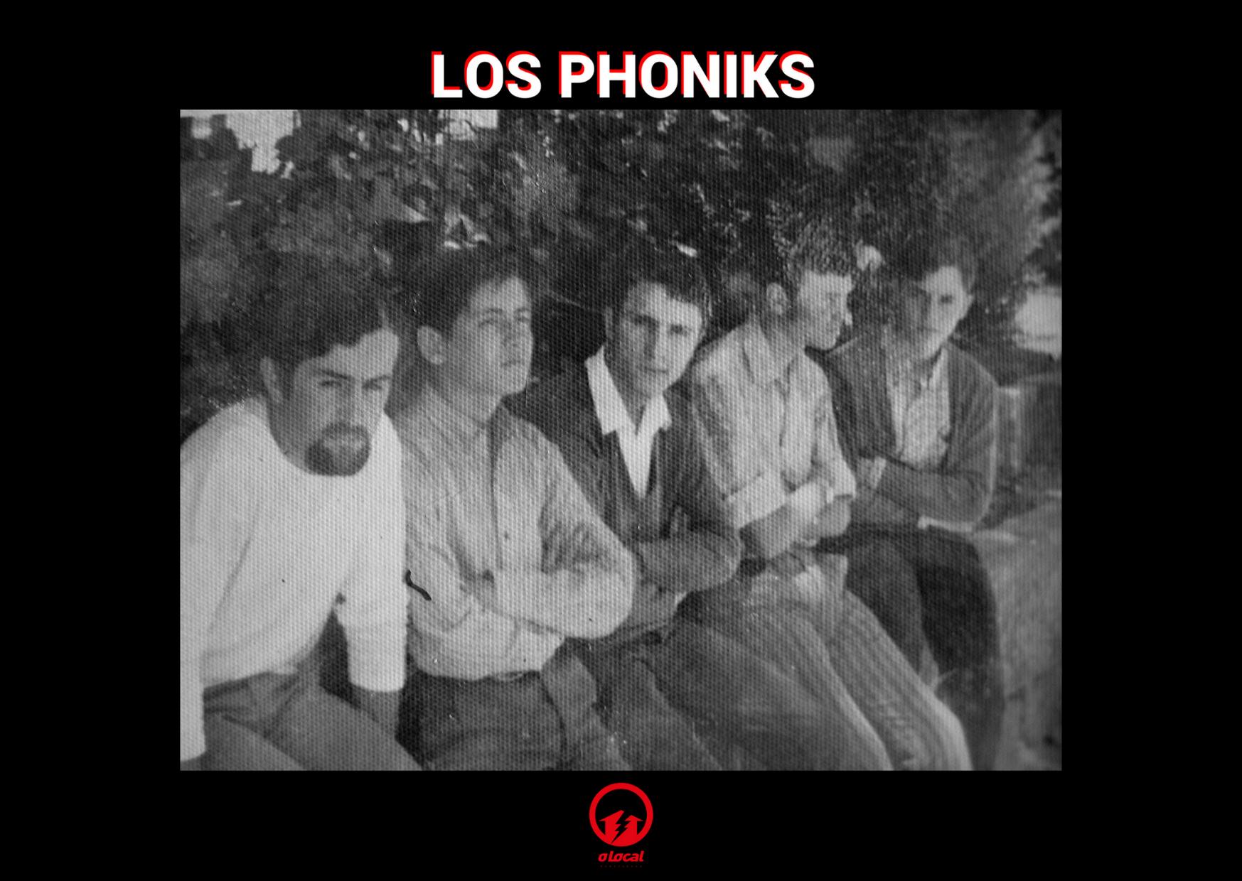 CLASE DE HISTORIA 6: LOS PHONIKS